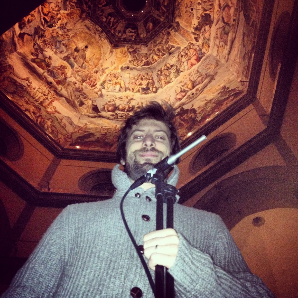 Edoardo Fracassi - Ir Florence Cathedral - The Sound Of Dome
