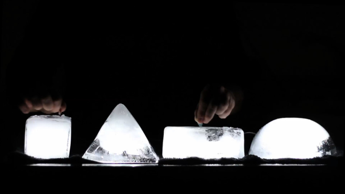 Nicola Giannini - Inner Out - Surround Concert for Ice and Live Electronics
