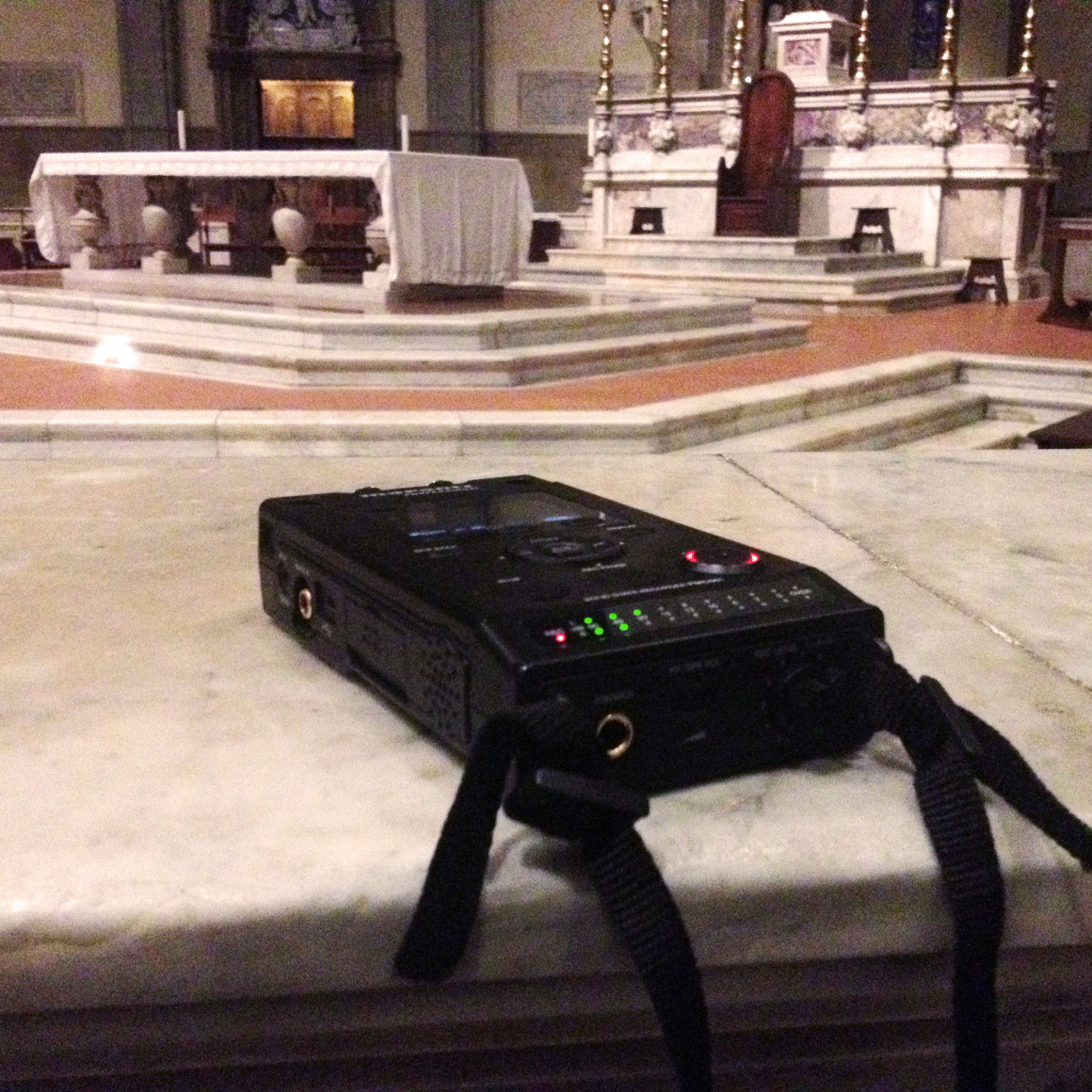 The Sound Of Dome - Reverb - Field Recording